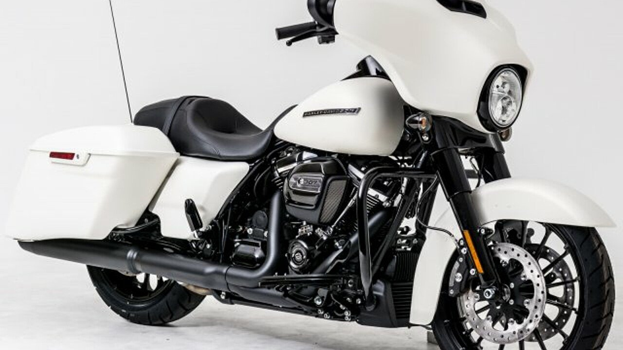 2018 Harley-Davidson Touring Street Glide Special for sale 200533395
