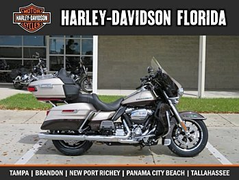 2018 Harley-Davidson Touring Ultra Limited for sale 200536636