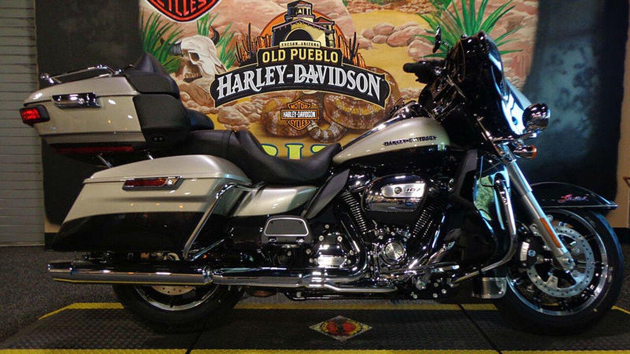 2018 Harley-Davidson Touring Ultra Limited for sale 200544299