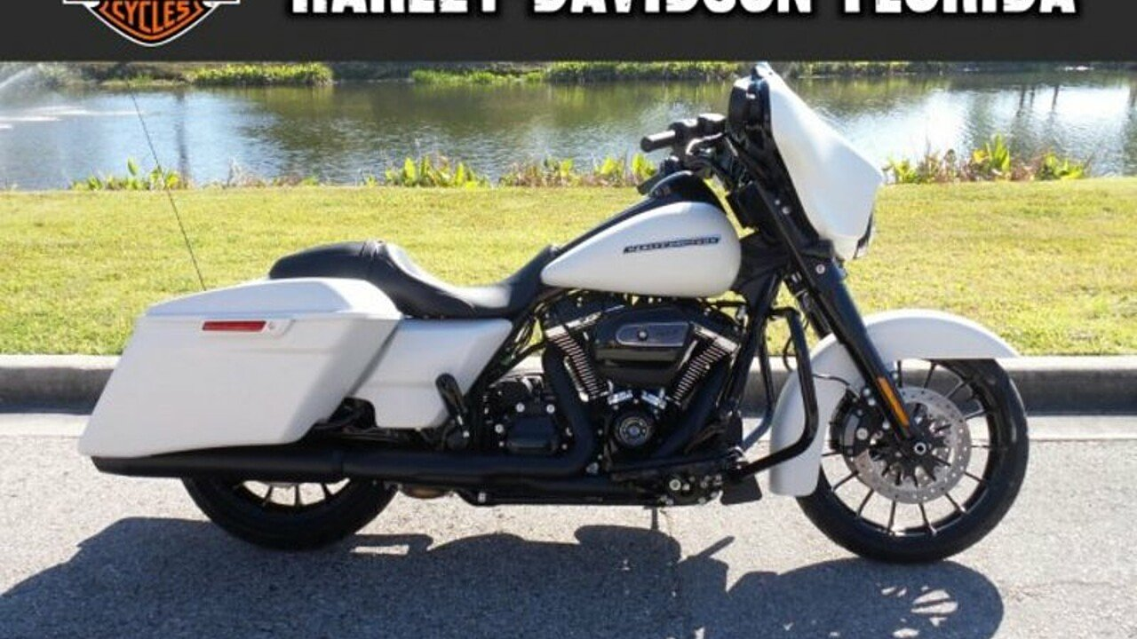 2018 Harley-Davidson Touring Street Glide Special for sale 200545532