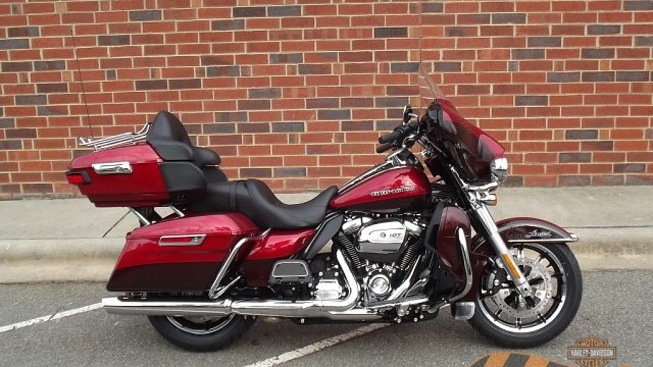 2018 Harley-Davidson Touring Ultra Limited for sale 200545544