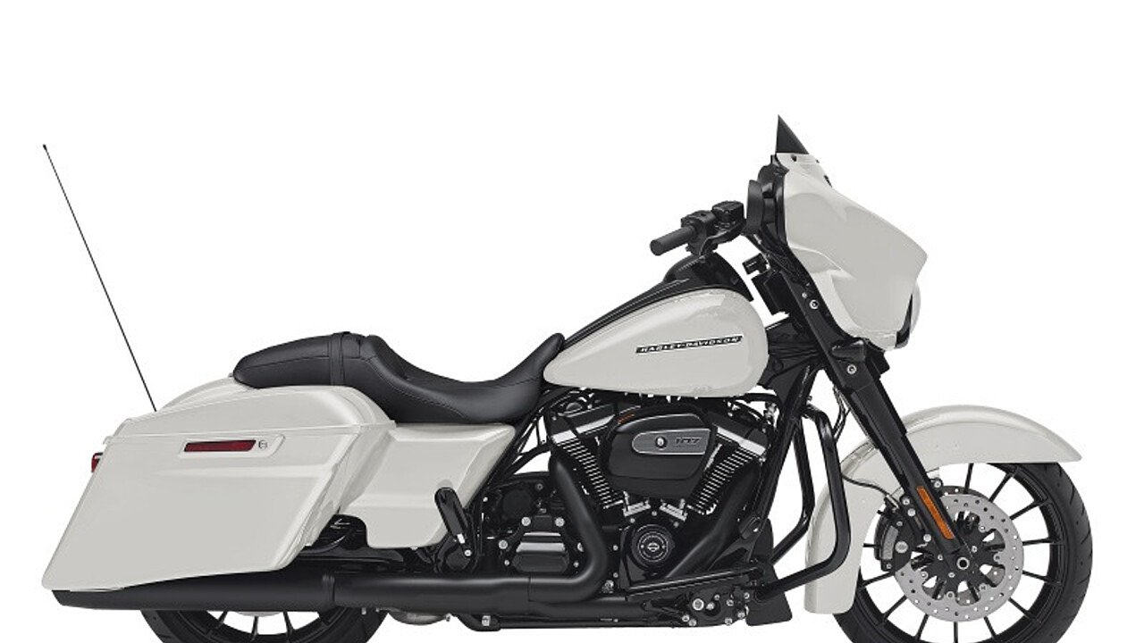 2018 Harley-Davidson Touring Street Glide Special for sale 200547683