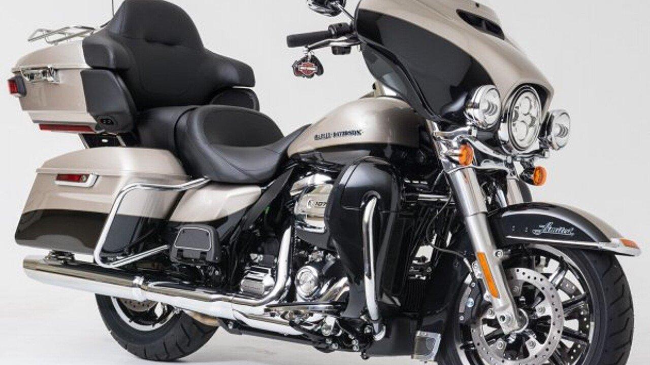 2018 Harley-Davidson Touring Ultra Limited for sale 200548003