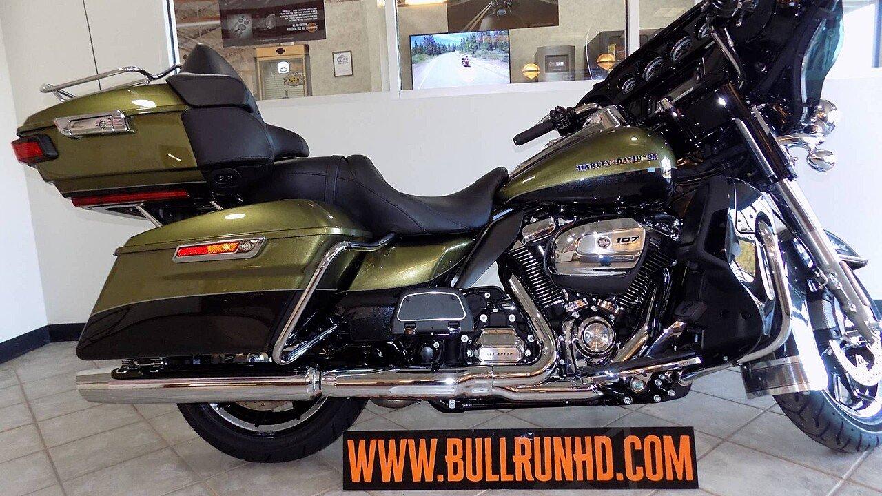 2018 Harley-Davidson Touring for sale 200548120