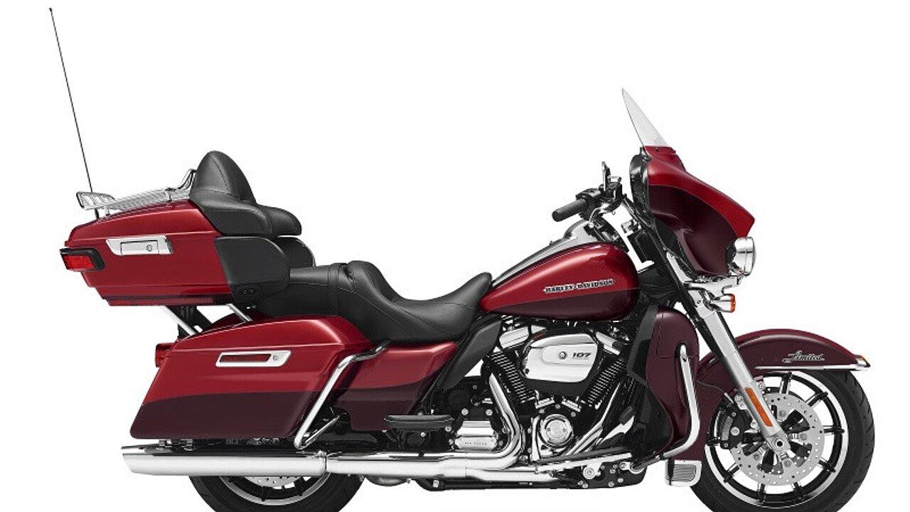 2018 Harley-Davidson Touring Ultra Limited for sale 200548238