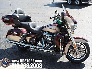 2018 Harley-Davidson Touring Electra Glide Ultra Classic for sale 200550496