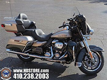 2018 Harley-Davidson Touring Ultra Limited for sale 200550504