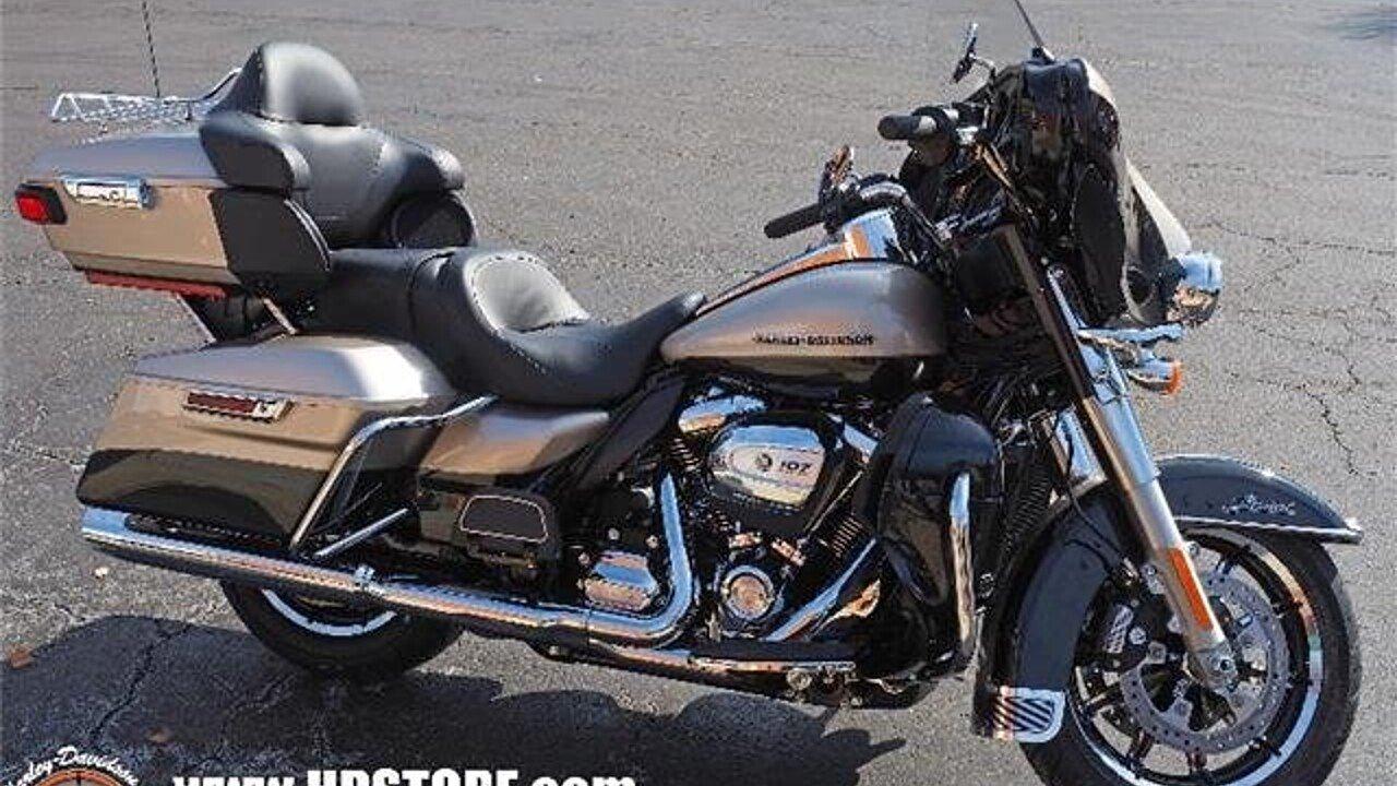 2018 Harley-Davidson Touring Ultra Limited for sale 200550504
