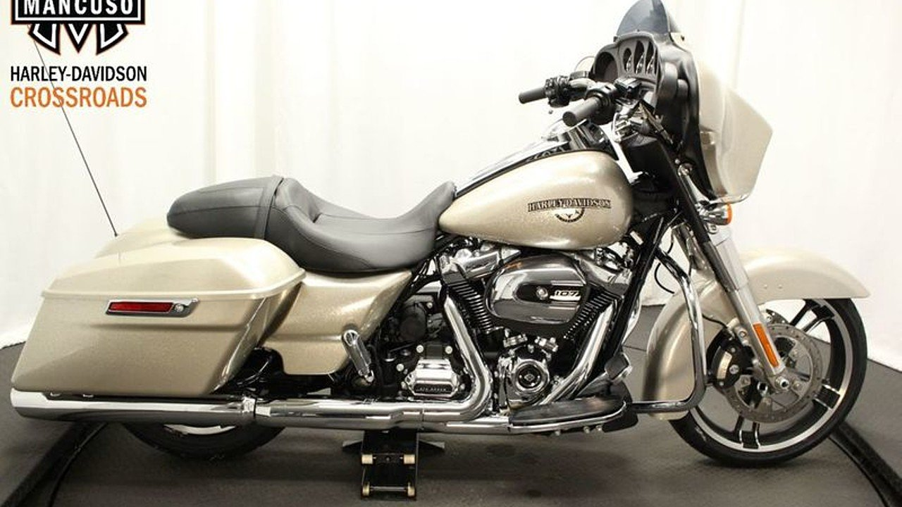 2018 Harley-Davidson Touring Street Glide for sale 200555503