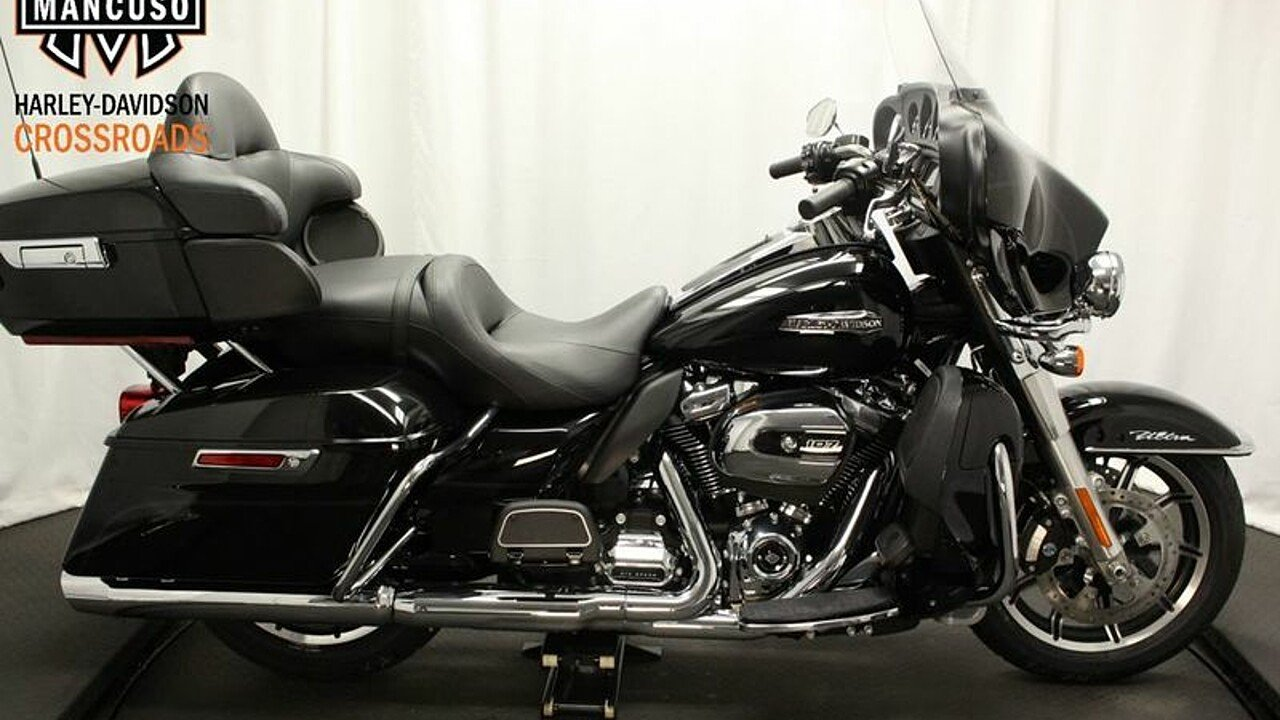 2018 Harley-Davidson Touring Electra Glide Ultra Classic for sale 200555507