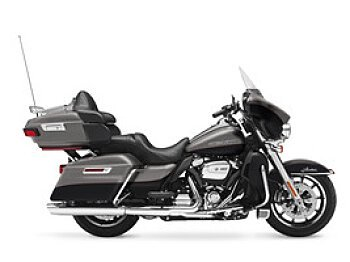2018 Harley-Davidson Touring Ultra Limited for sale 200557278