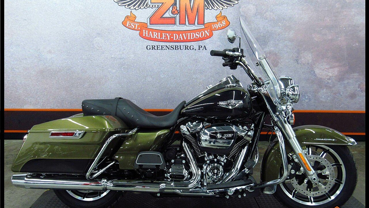 2018 Harley-Davidson Touring for sale 200560002