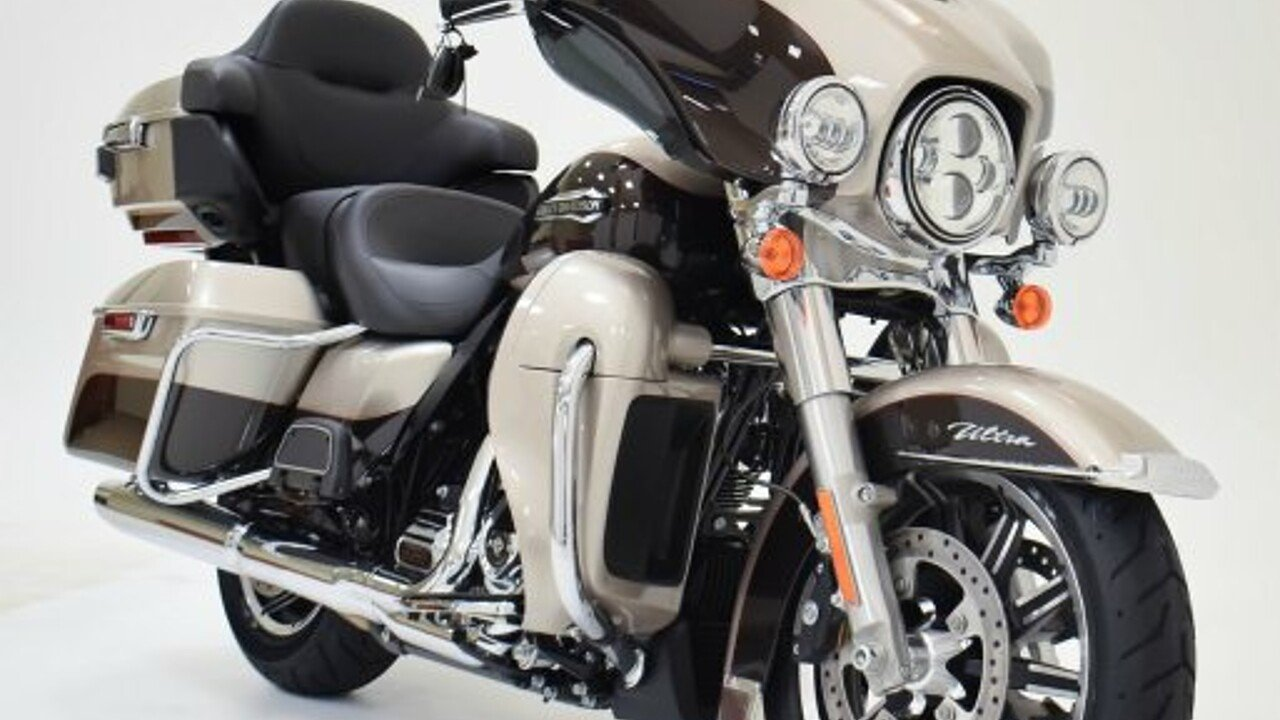 2018 Harley-Davidson Touring Electra Glide Ultra Classic for sale 200563605