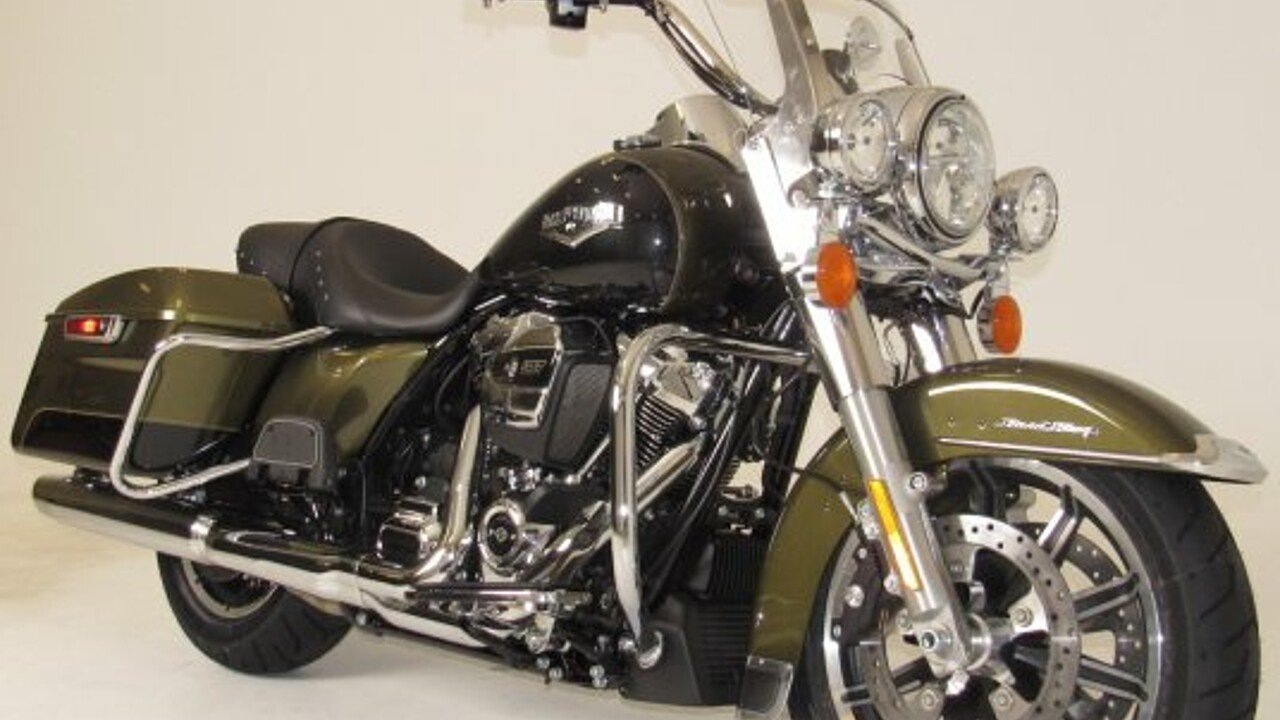 2018 Harley-Davidson Touring Road King for sale 200563610