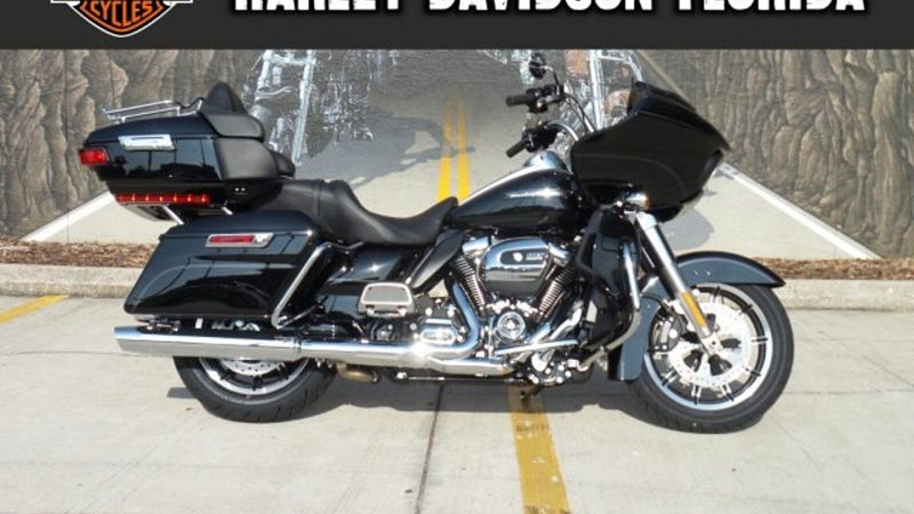 2018 Harley-Davidson Touring Road Glide Ultra for sale 200563644