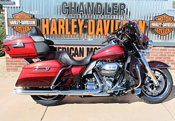 2018 Harley-Davidson Touring Ultra Limited for sale 200564825