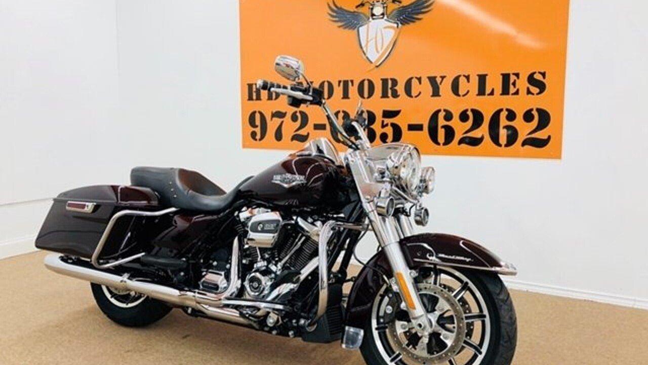 2018 Harley-Davidson Touring Road King for sale 200569392