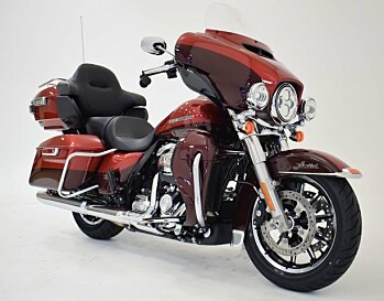 2018 Harley-Davidson Touring Ultra Limited Low for sale 200570905