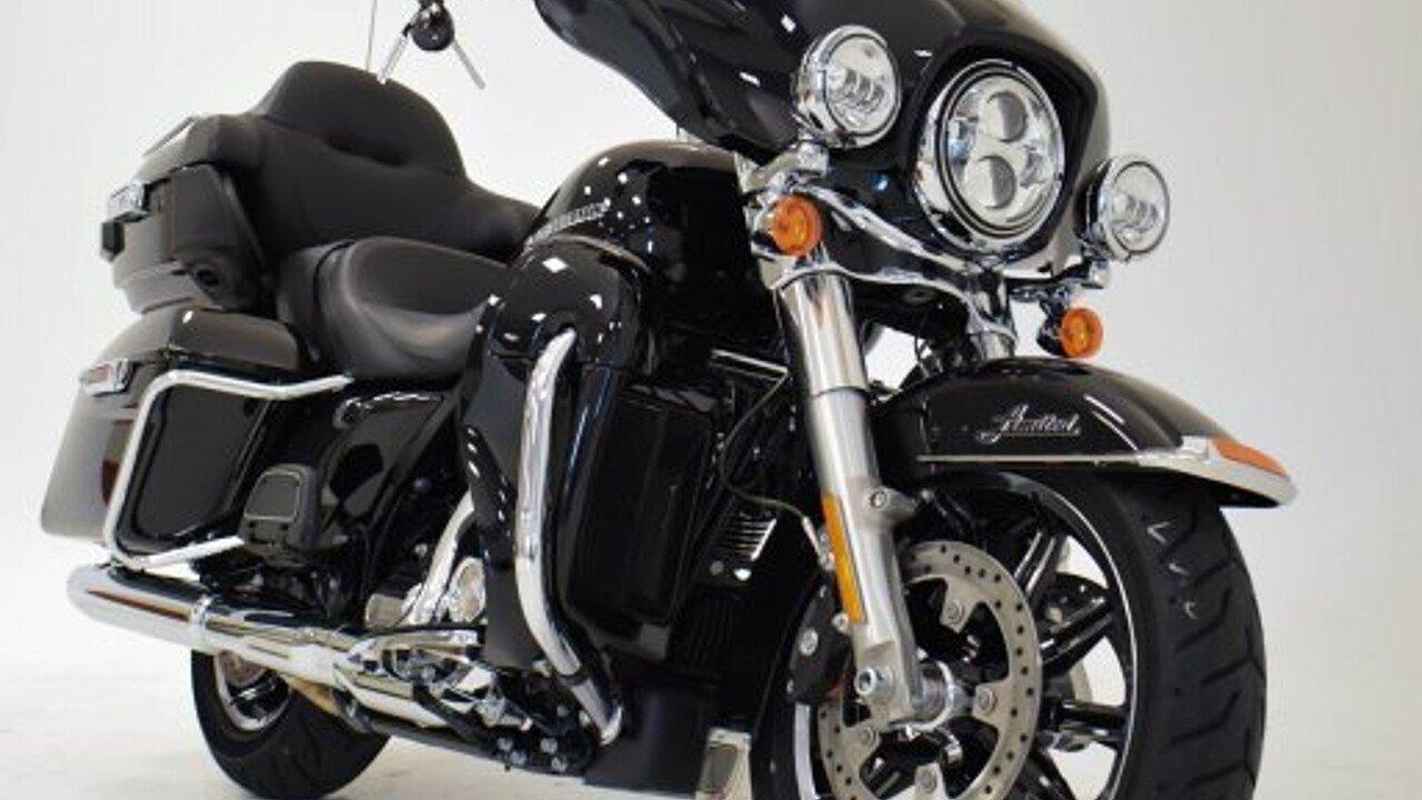 2018 Harley-Davidson Touring Ultra Limited for sale 200570906