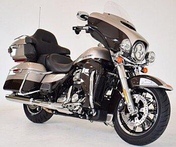2018 Harley-Davidson Touring Ultra Limited for sale 200573646