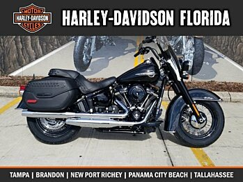 2018 Harley-Davidson Touring Heritage Classic for sale 200578807