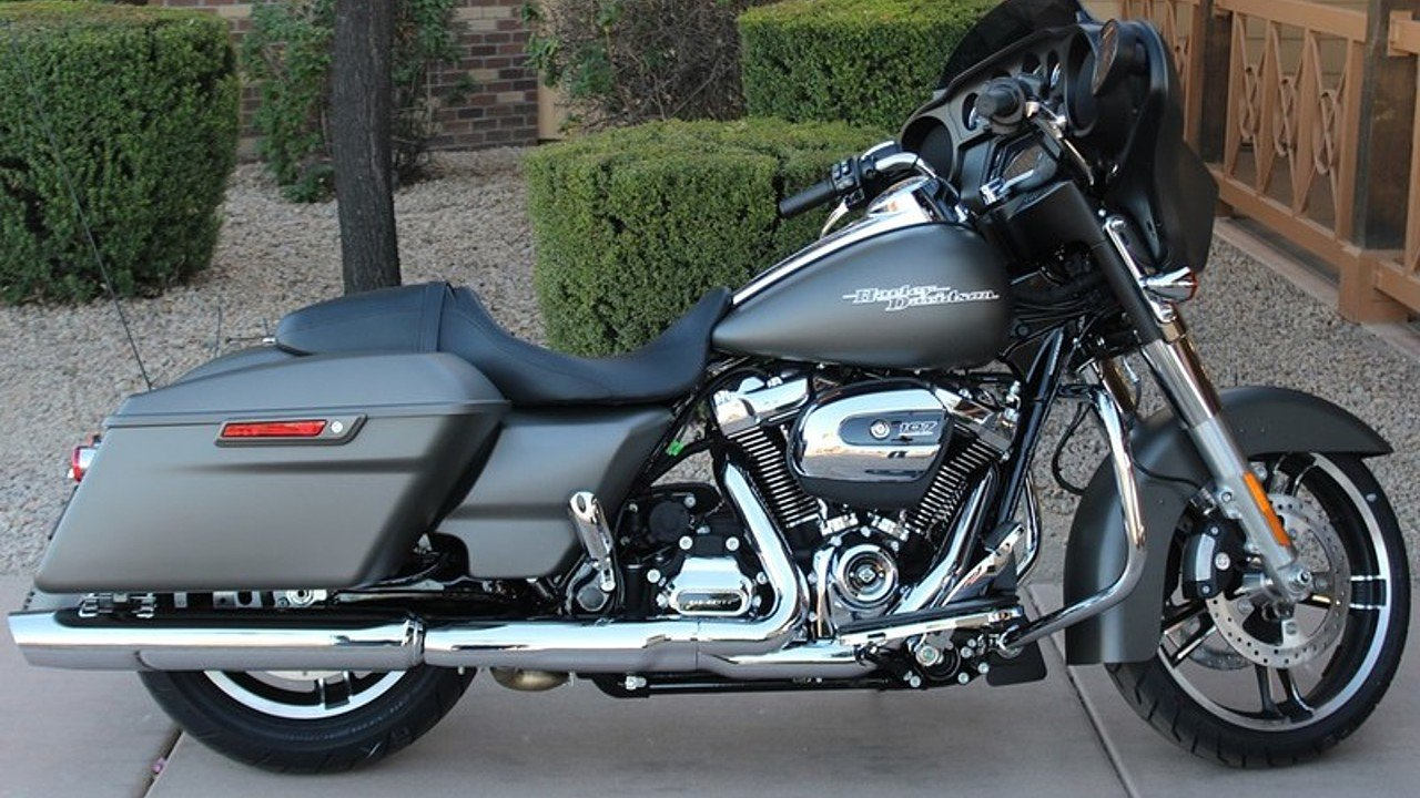 2018 Harley-Davidson Touring Street Glide for sale 200580154