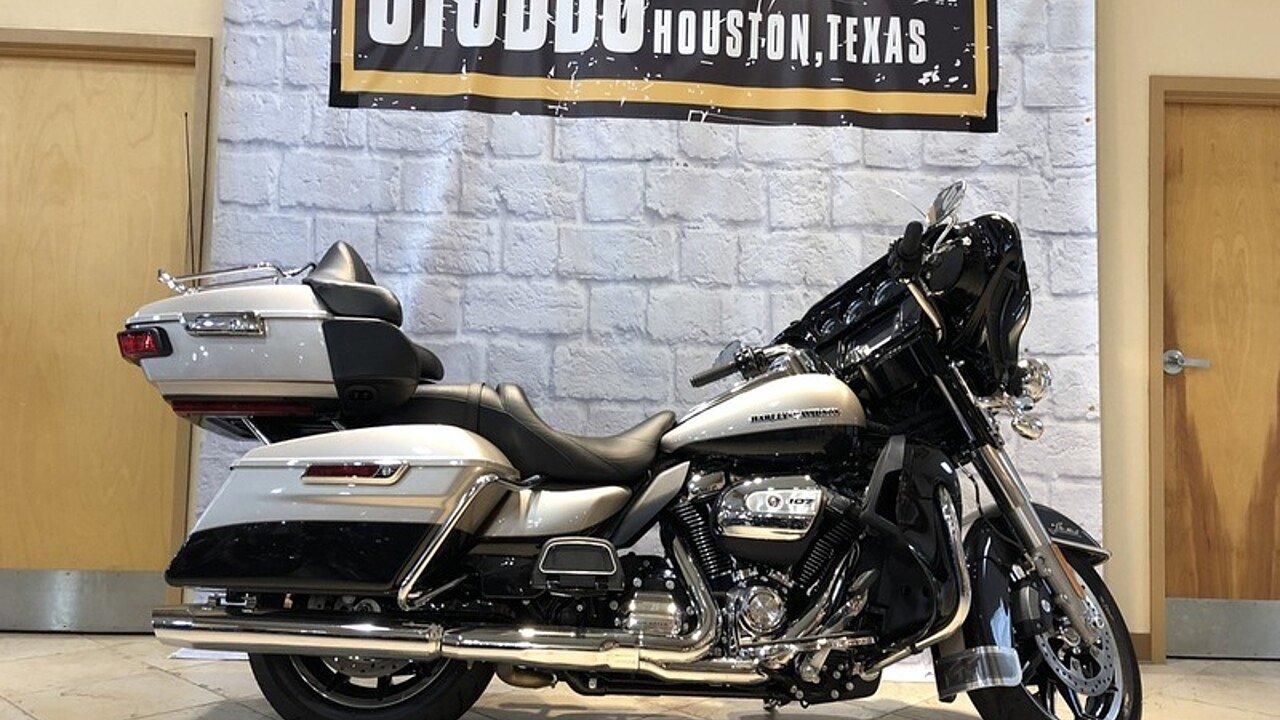 2018 Harley-Davidson Touring for sale 200581081