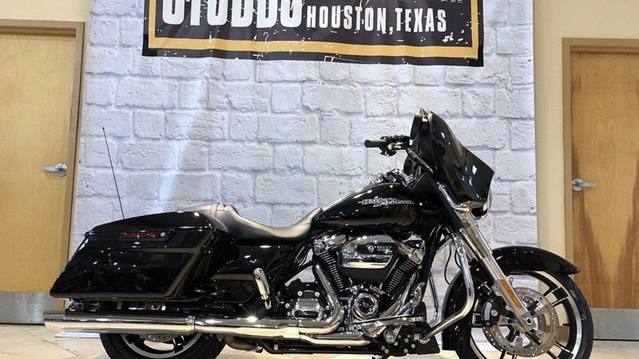 2018 Harley-Davidson Touring for sale 200581082