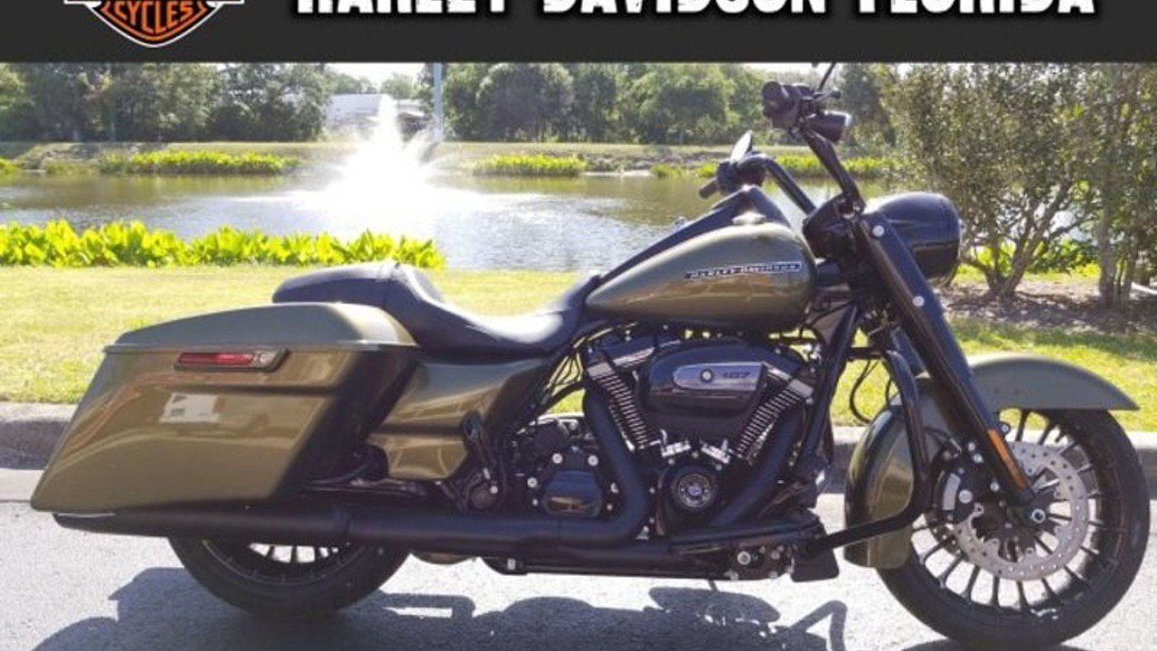 2018 Harley-Davidson Touring Road King Special for sale 200586897