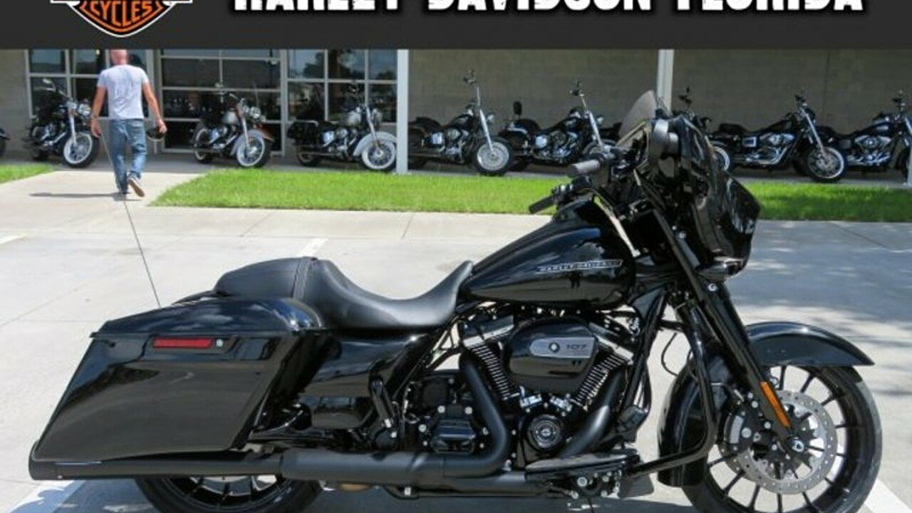 2018 Harley-Davidson Touring Street Glide Special for sale 200587292