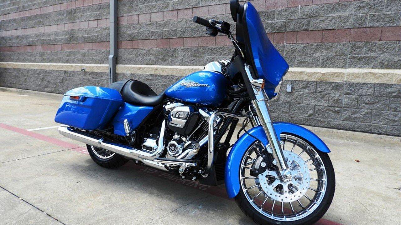 2018 Harley-Davidson Touring Street Glide for sale 200587561