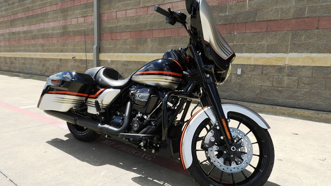 2018 Harley-Davidson Touring Street Glide Special for sale 200587565