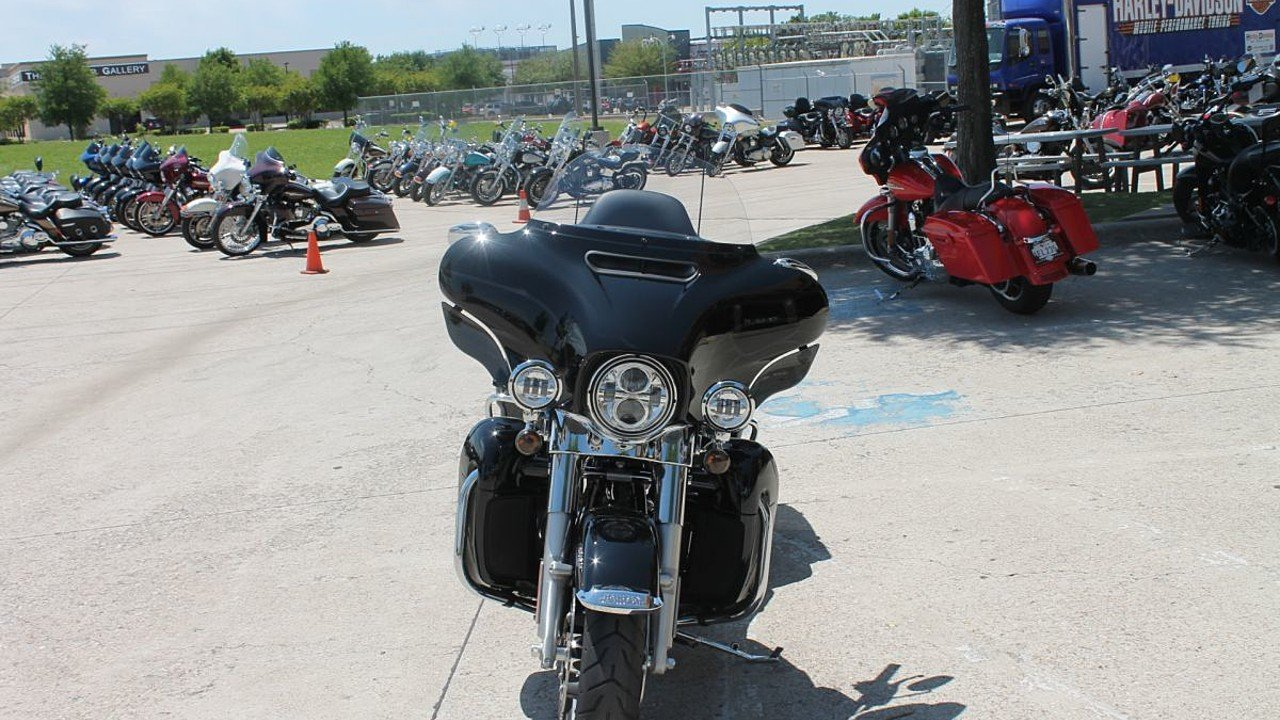 2018 Harley-Davidson Touring Electra Glide Ultra Classic for sale 200587604