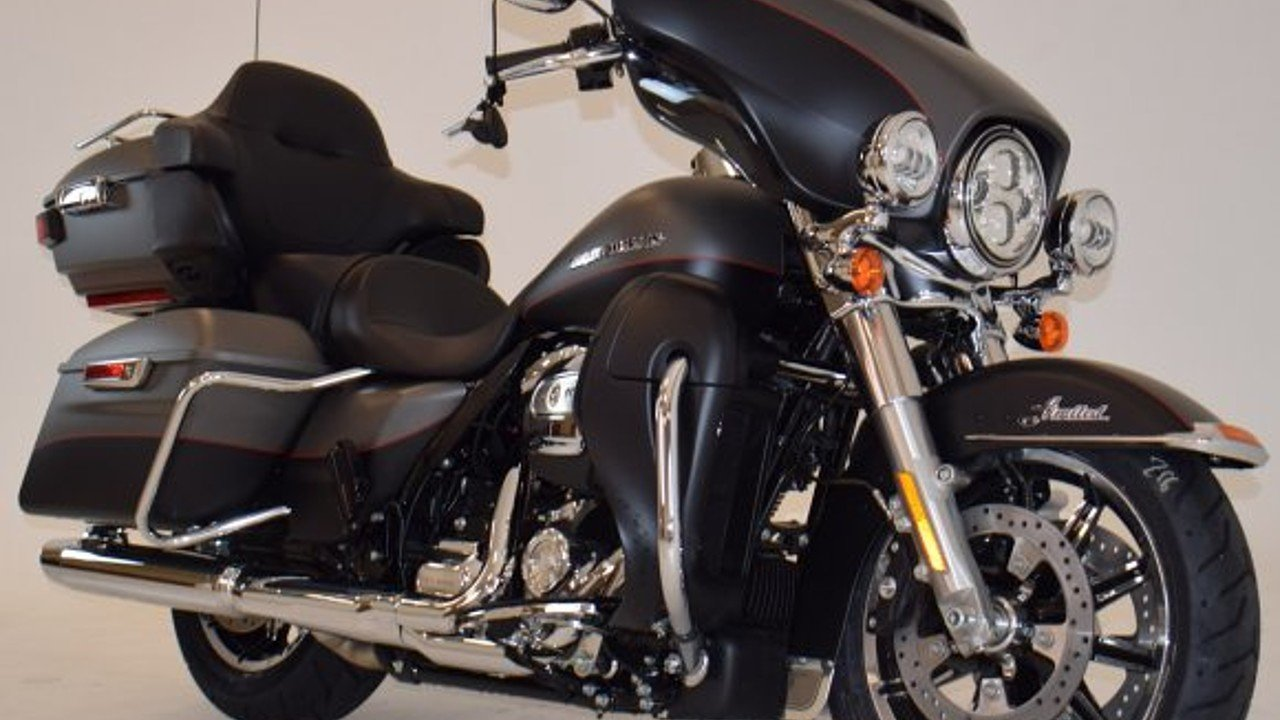 2018 Harley-Davidson Touring Ultra Limited Low for sale 200594561