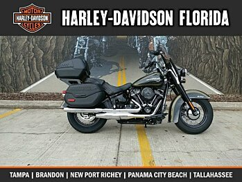 2018 Harley-Davidson Touring Heritage Classic for sale 200595596