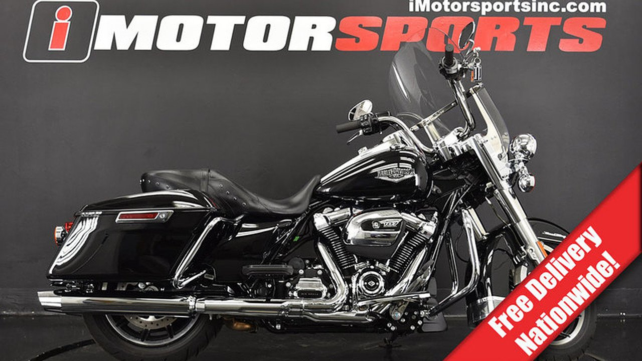 2018 Harley-Davidson Touring Road King for sale 200596573