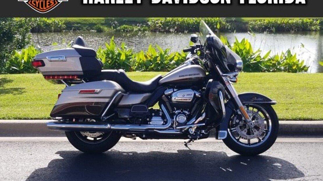 2018 Harley-Davidson Touring Ultra Limited for sale 200598720