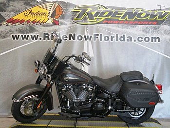 2018 Harley-Davidson Touring Heritage Classic for sale 200607348