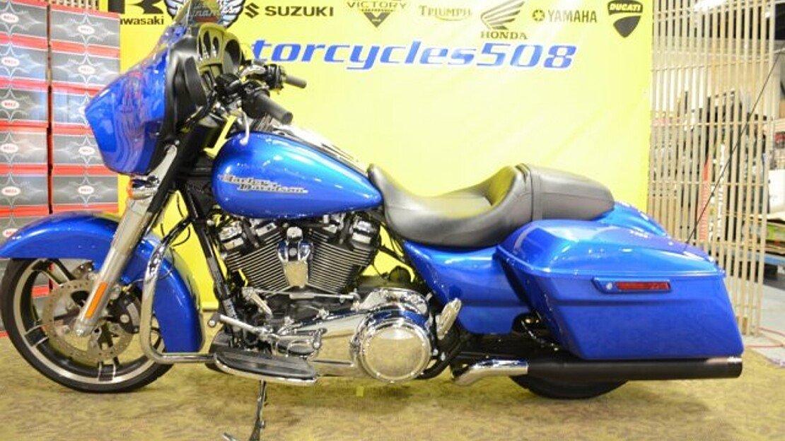 2018 Harley-Davidson Touring Street Glide for sale 200610284