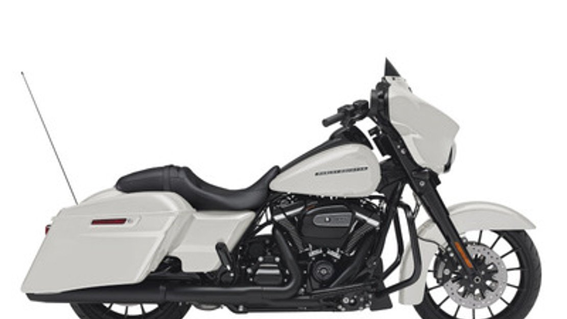 2018 Harley-Davidson Touring Street Glide Special for sale 200623579
