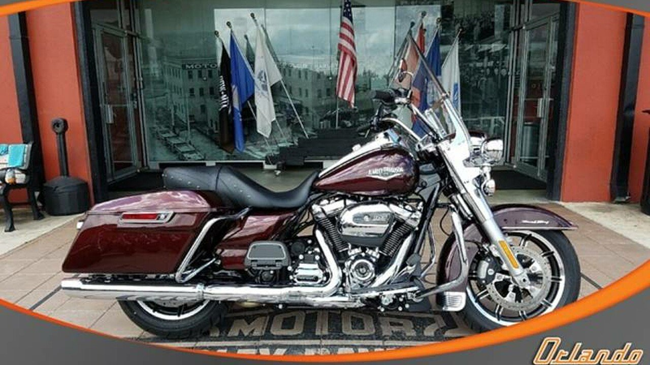dda1bf1ee3294 2018 Harley-Davidson Touring for sale near Kissimmee