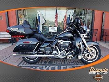 2018 Harley-Davidson Touring for sale 200638623