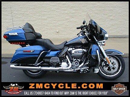 2018 Harley-Davidson Touring for sale 200500071