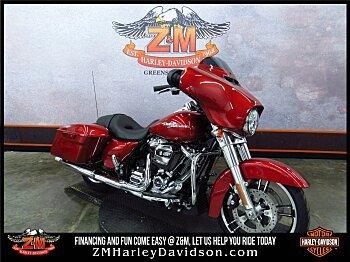 2018 Harley-Davidson Touring for sale 200509476