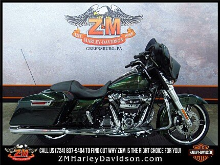 2018 Harley-Davidson Touring for sale 200520777