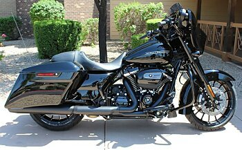 2018 Harley-Davidson Touring Street Glide Special for sale 200530534