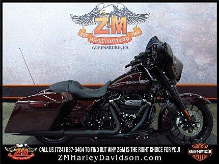 2018 Harley-Davidson Touring for sale 200530850