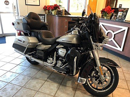 2018 Harley-Davidson Touring for sale 200534094