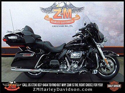 2018 Harley-Davidson Touring for sale 200534823