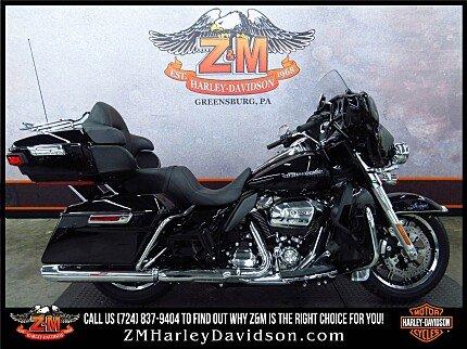 2018 Harley-Davidson Touring for sale 200534824